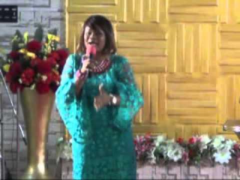 Pastor Edna Anwan   The Power of Unity