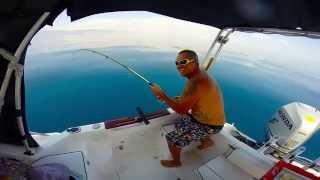 Рыбалка в Греции. Лучший отдых с друзьями. Эгейское море(Отдых совмещенный с хобби - это идеальная комбинация. В Греции самые лучшие пляжи в мире, чистое море, самые..., 2014-10-14T14:37:29.000Z)