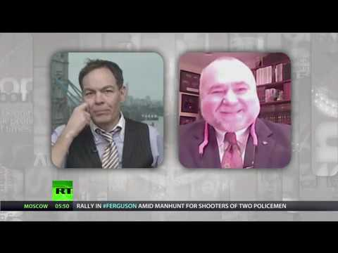 False Flag Terrorism - Keiser Report with Robert David Steele
