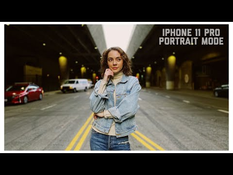 How to Take Better iPhone Portraits (iPhone 11 Pro Max)