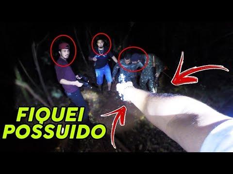 TRILHA DA MACUMBA 2 (O POSSUÍDO) - Caçadores de Lendas