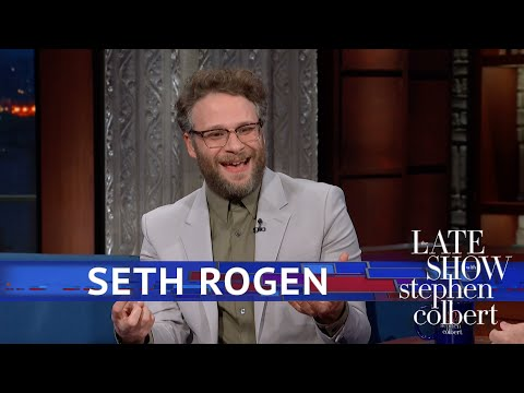 Seth Rogen Started A Cannabis Business
