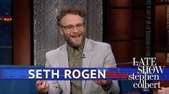 Seth Rogen Started A Cannabis Business