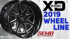 2019 XD Wheel Lineup! || SEMA 2018