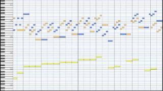 J.S.Bach : Sonata III d-moll BWV527 (3/3) Vivace