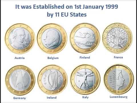 Eurozone Explained 2013 (Euro Area of European Union)