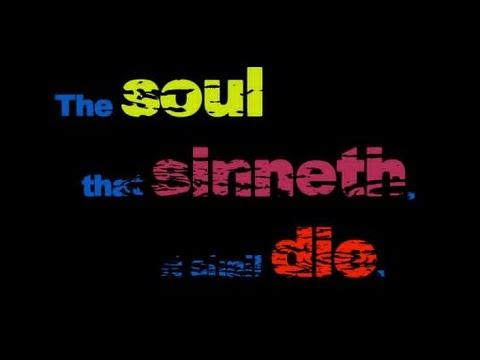 The Soul That Sins  (Sabbath Service New Brew Year)