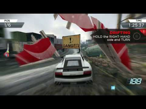 Episode 1.. Need For Speed Most Wanted Andorid Game