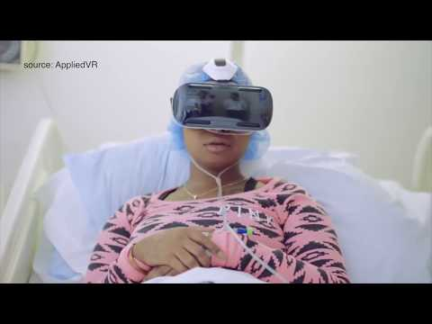 Virtual Reality Helps Escape The Scary and Painful in Healthcare - The Medical Futurist