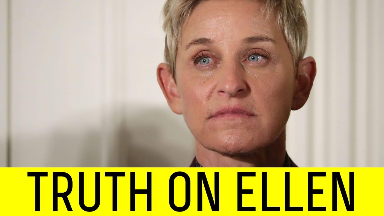 The Shocking Details Behind Ellen Degeneres Drama.