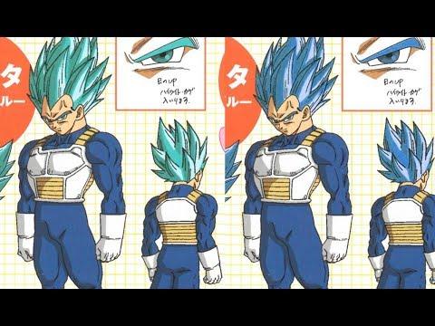 Ascended Blue Vegeta WAS Real! The Secret Behind Super Saiyan Blue Evolution Vegeta Revealed