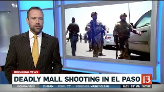 Deadly Shooting in El Paso