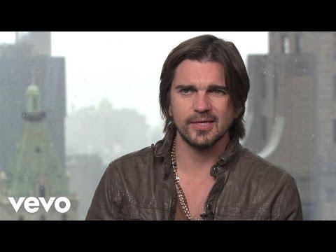 Juanes - VEVO News Interview