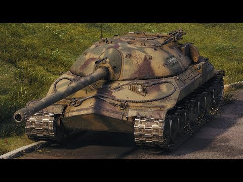 World Of Tanks IS-7 - 7 Kills 10,1K Damage