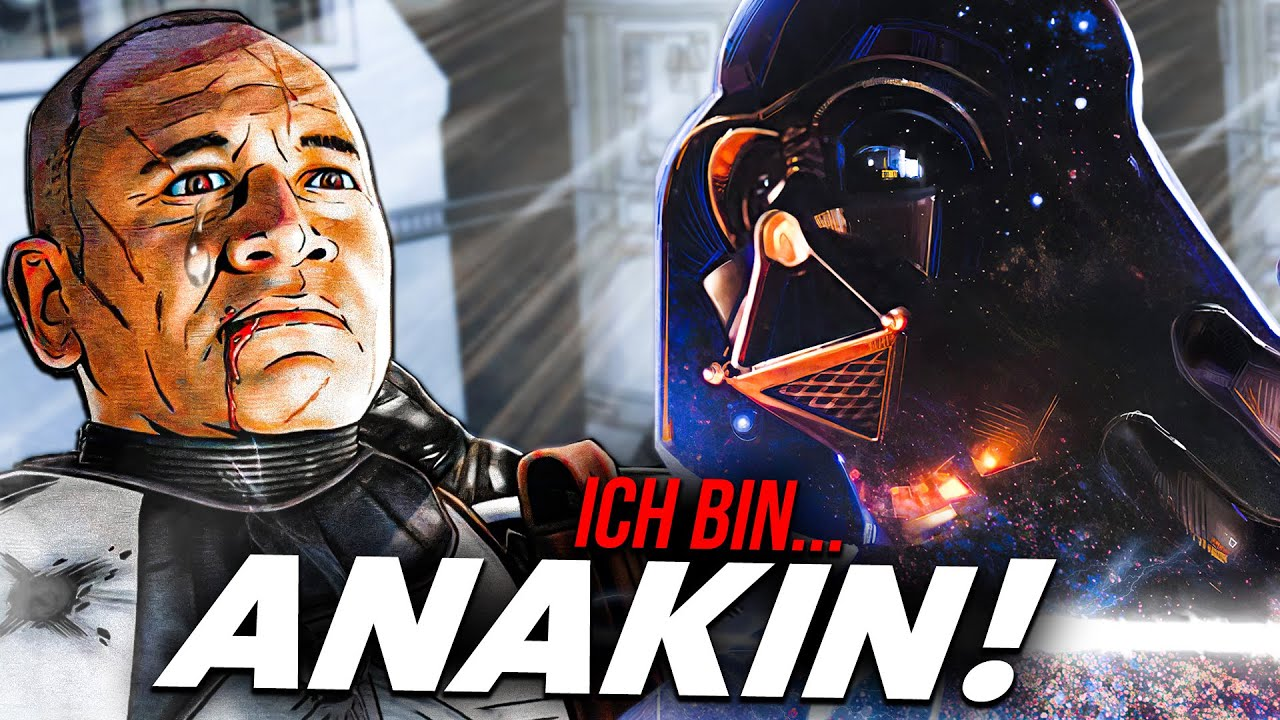Download Wie Vader einem Klon seine Identität verriet! Er ist Anakin Skywalker! | 212th Star Wars Wissen