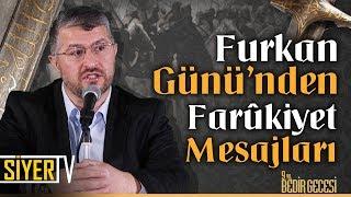 Furkan Günü'nden Farûkiyet Mesajları | Muhammed Emin Yıldırım