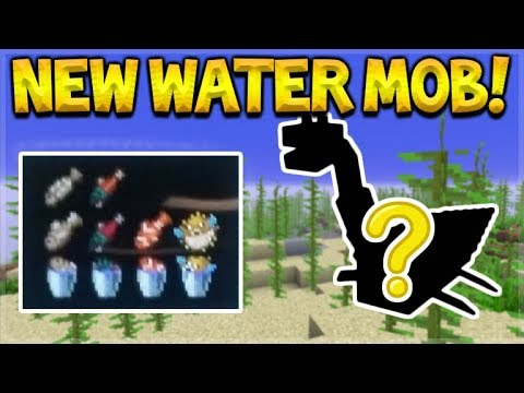 NEW WATER MOB! - How Dolphins Will Work & Shipwreck Treasures! (Confirmed NEWS!)
