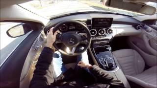 Car Tech - 2015 Mercedes Benz C400 4MATIC
