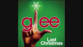 Glee Cast - Last Christmas (HQ)