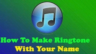 #HOW TO MAKE A RINGTONE OF YOUR NAME #SIMPLE AND EASY
