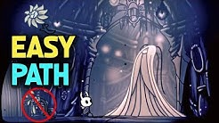 Hollow Knight- Easy Delicate Flower Path for Hardest Mask Shard
