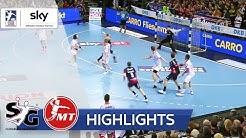 SG Flensburg-Handewitt - MT Melsungen | Highlights - LIQUI MOLY Handball-Bundesliga 2019/20