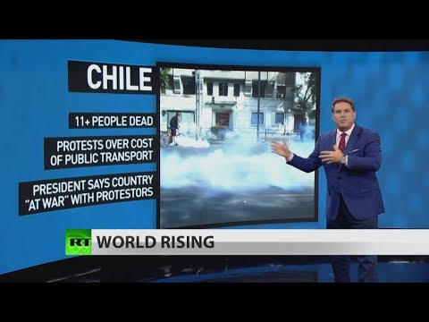 Breaking: economic protests erupt in developed nations (Full show)