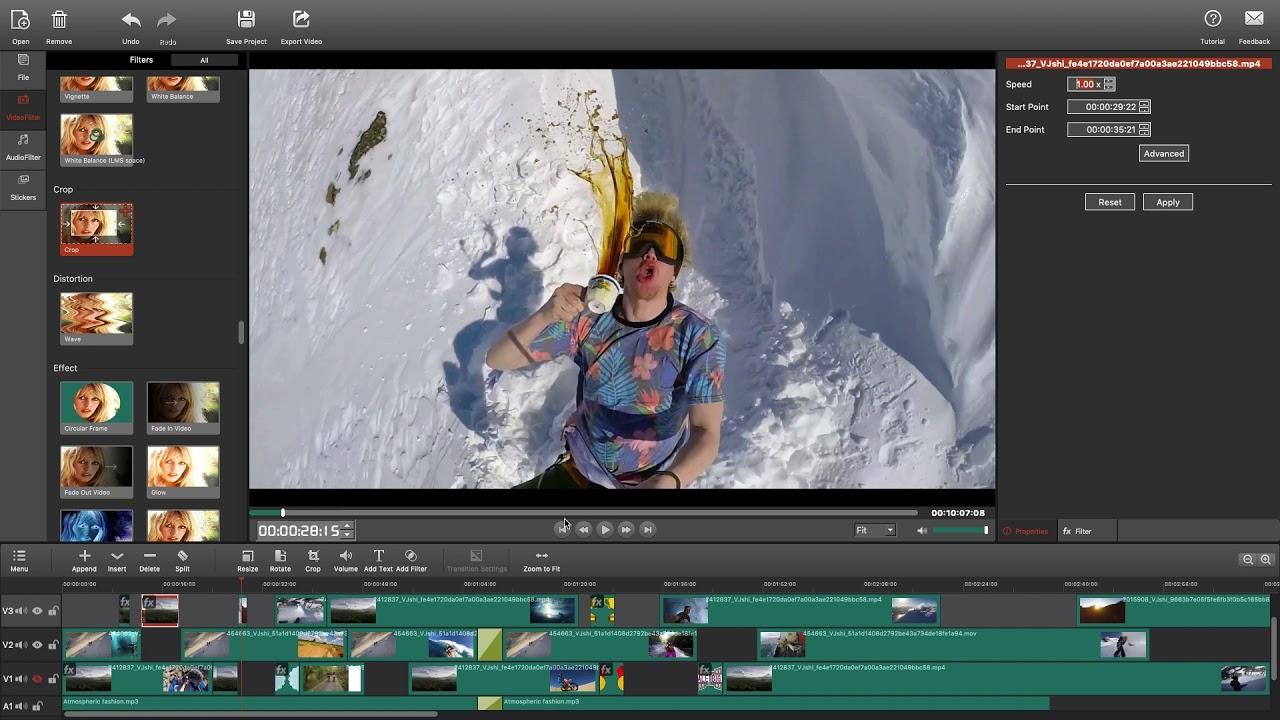 MovieMator: Useful Movie Maker, A Movie Editing Tool on Mac & Windows