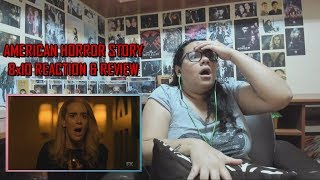 "American Horror Story: Apocalypse 8x10 REACTION & REVIEW ""Apocalypse Then"" Season FINALE 
