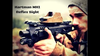 YOU NEED The HARTMAN MH1 2MOA Reflex Sight, NVD Compatible