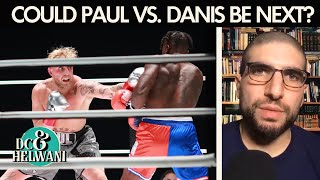 Ariel says Jake Paul needs to graduate from YouTubers and NBA players | DC & Helwani
