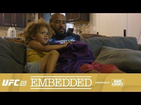 UFC 215 Embedded: Vlog Series - Episode 1