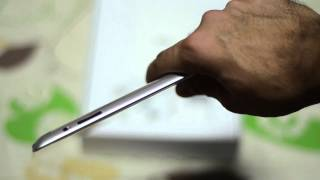 Apple iPad 3rd Generation Unboxing