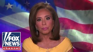 Judge Jeanine: Anonymous sources take aim at President Trump again
