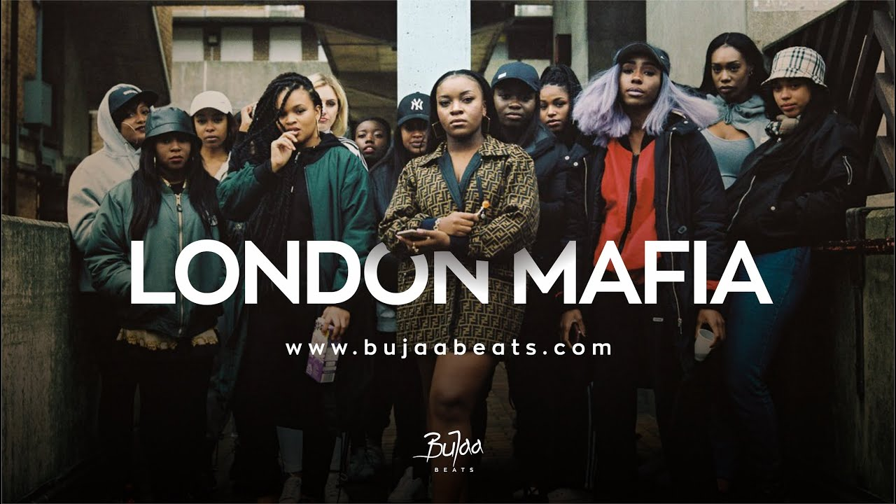 "Uk Drill Type Beat - "" LONDON MAFIA ""  Hard Trap 