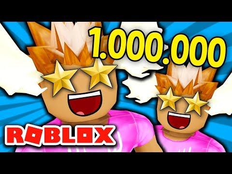 Dansk Roblox Fame Simulator #2 - 1.000.000 FØLGERE