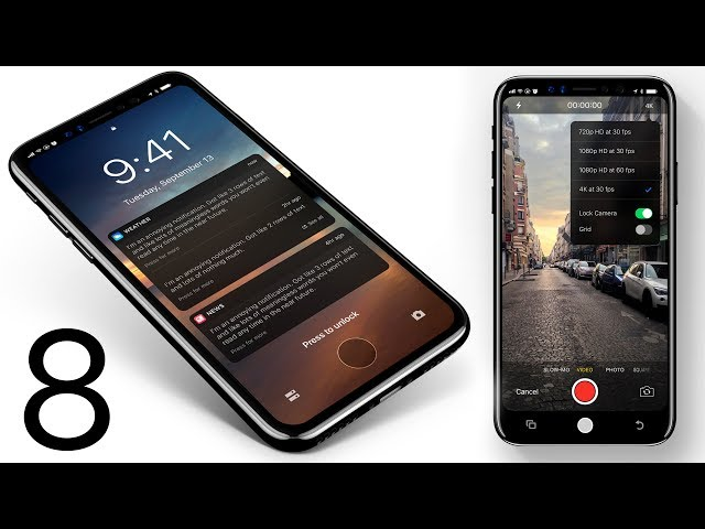 iPhone 8's FaceID more secure than TouchID