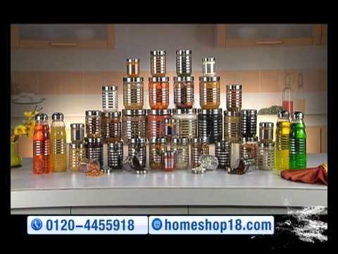 Homeshop18 Com Princeware 40 Pc Pet Storage Set Youtube