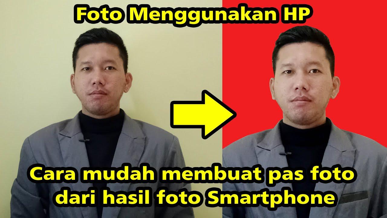 Cara Membuat Pas Foto Mudah di Photoshop dengan Foto Hasil Kamera ...