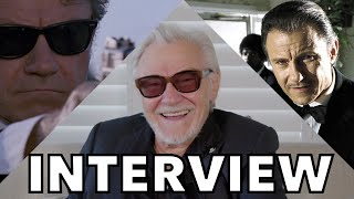 Harvey Keitel Talks RESERVOIR DOGS, PULP FICTION and Working With Quentin Tarantino | INTERVIEW