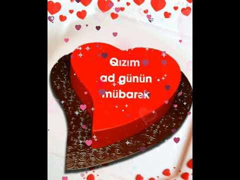 Qizim Ad Gunun Mubarək Olsun Youtube