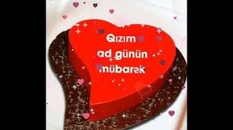 Ad Gunun Mubarek Qizim Tebrikleri Images Səkillər