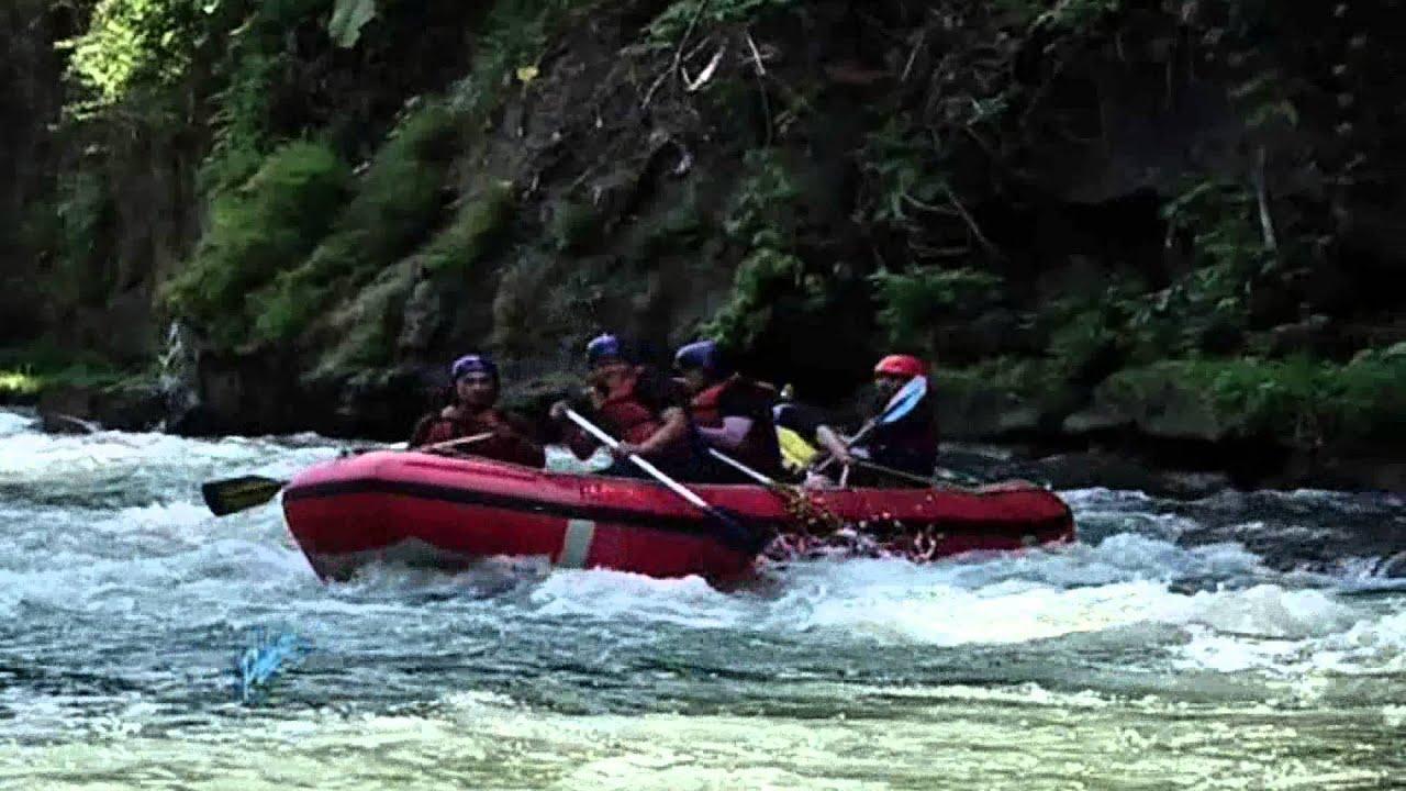 Wisata Arung Jeram Sungai Elo Acara Pelesir Mnc Tv Bersama Citraelo Rafting Magelang Youtube