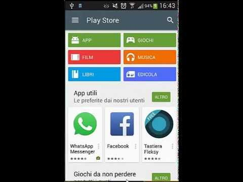 Come comprare app sul play store pagando con il credito telefonico