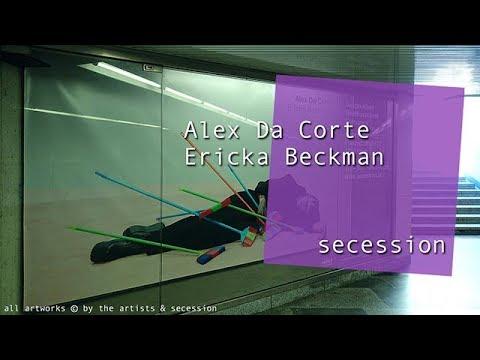 theartVIEw – Alex Da Corte and Ericka Beckman at SECESSION