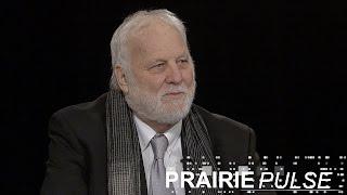 Prairie Pulse 1313; Christopher Bollas, author; Judy Garland Museum, Grand Rapids MN