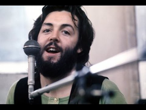 Paul McCartney Beatles Mic Test 4/20/1969- Abbey Road Studios (Oh Darling) Vocals Only A cappella