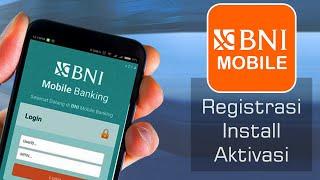 BNI Mobile - Cara Instal, Aktivasi, Anti Gagal   Tutorial Berhasil m-Banking BNI PonselPedia