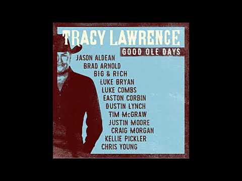 Tracy Lawrence - Can't Break It To My Heart Feat. Jason Aldean