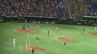 第80回 都市対抗野球「JR東日本東北」対「日産自動車」の決勝点シーン